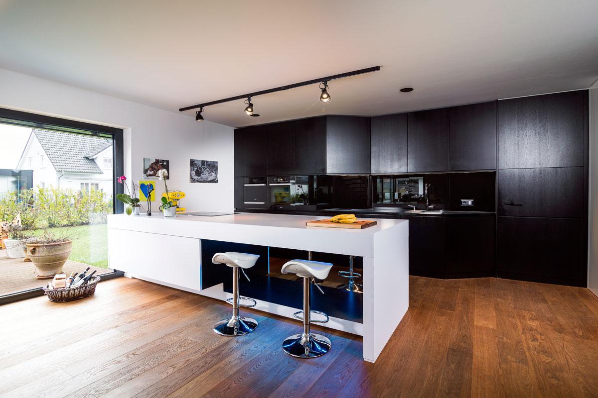 Wohnküche Schreinerei