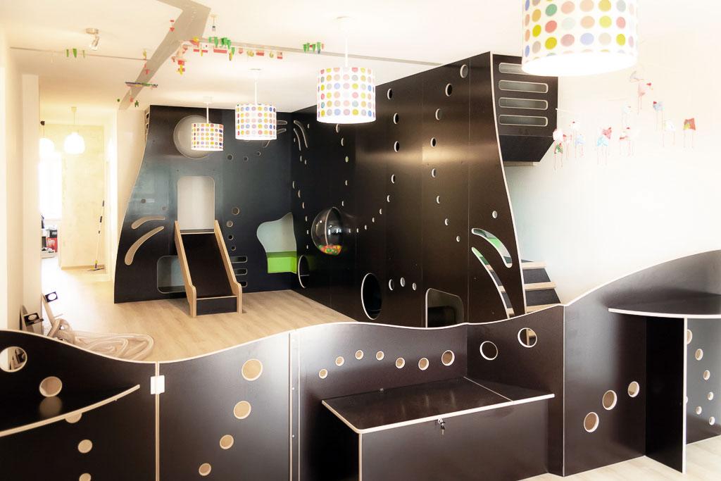 Spielanlage Schreinerei hochmann Holz-Concept