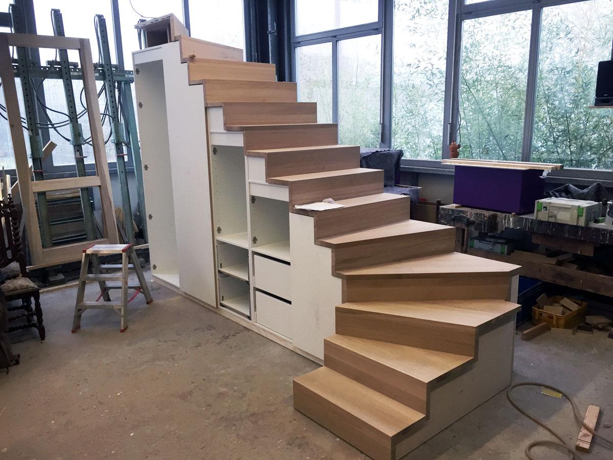 Treppenbau Schreiner St. Ingbert
